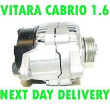 Suzuki Vitara Cabrio 1.6 16V 1990 1991 1992 1993 1994>1999 RMFD Lichtmaschine