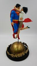Hot ! DC Designer Series Superman & Lois Lane Statue Toys LE 3000 Gary Frank