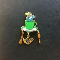 Grand Floridian - Alice's Tea Party Dangle Disney Pin 3195