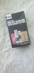 redken trial kit create the perfect blow-dry with redken styling