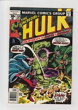 The Incredible Hulk #210 (Apr 1977, Marvel) VF+ Maha Yogi Doctor Druid