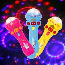 Children's Luminous Toys Microphone Flash Stick Baby's Toys for girl and boy KW