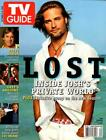 COLLECTIBLE TV GUIDE - ABC LOST PACKAGE - 5 COVER ISSUES 2005-2006 BONUS CD-ROM
