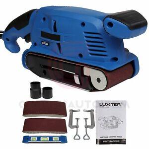 Belt Sander Heavy Duty Variable Speed Power Tools Sanders & Polishers 230V