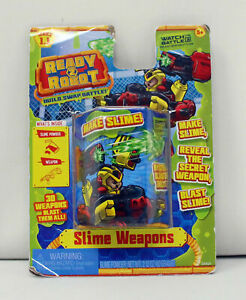 Ready 2 Robot Series 1.1 Slime Weapons
