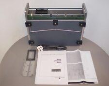 RARO lavoro Altec Lansing Hewlett Packard HP 8050A Analizzatore audio & HP manuale