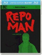 Repo Man Masters of Cinema Blu-ray 1984 DVD Region 2