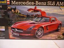 Revell Mercedes-Benz SLS AMG 1:24 07100 Bausatz OVP