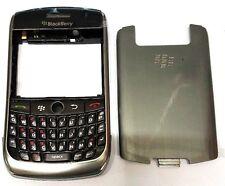 Blackberry Curve 8900 T-Mobile Medio Carcasa COMPLETO DELANTERO KEY PUERTA