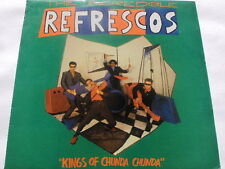 LP the incredible REFRESCOS kings of chunda chunda SPANISH 1990 ska VINYL VINILO