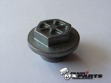 Ablaß Schraube + O-Ring Keihin FCR MX Vergaser / 32 37 39 40 41 drain bolt * NEU