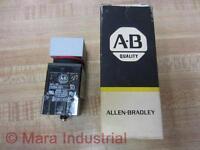 Allen Bradley 800MS-X0D1 Push Button 800MS-XOD1 (Pack of 2)