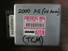 00 Saab 9-5 V6 Auto TCM TCU Transmission Control Unit Module Computer 5160007