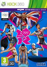 London 2012: le jeu vidéo officiel des jeux olympiques de Xbox 360 * en excellent avec *