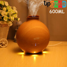 Ultrasonic Essential Oil Aroma Diffuser Humidifier Air Aromatherapy Purifier 600