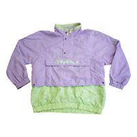 O'Neill Outdoor Jacket | Vintage 90s Coat Surf Wear Brand Purple Green VTG