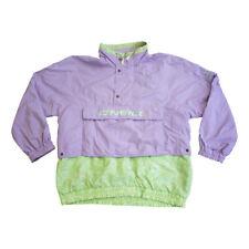 O'Neill Outdoor Jacket   Vintage 90s Coat Surf Wear Brand Purple Green VTG