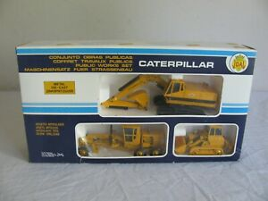 Joal Caterpillar Public Works Set Leveller Track Loader Hydraulic Excavator #350
