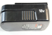 Black + Decker HPB18-OPE 18 Volt Single Source Battery Pack - Free 2-3 Day Ship