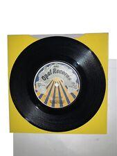 Pluto - Ram Goat Liver. 1976 vinyl single. Opal Records PAL8. A1/B1 Matrix. NM
