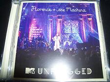 Florence & The Machine Unplugged Australian CD - Like New