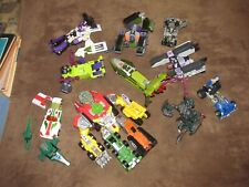 Fabulous Large Lot Of Vintage & Modern Transformers Of All Kinds - Must See!!!!!