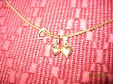 750 er Gold Damen Halskette / Collier, 9,8 Gramm reines Gold - wenig getragen