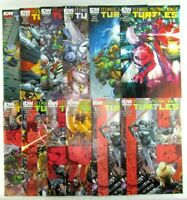 Teenage Mutant Ninja Turtles #40-49 + Variants 2011 Series IDW Comic Book Set