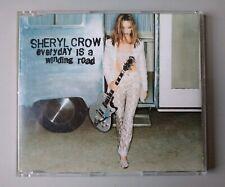 Sheryl Crow - Everyday Is A Winding Road CD Single (1996) Live BBC radio tracks
