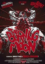 THE BURNING MOON  DVD HORROR