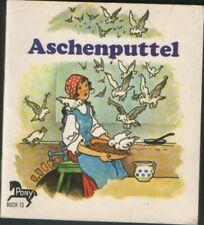 Aschenputtel - Ein PONY-BUCH Nr. 13 - Ein Märchen-Bilderbuch - Fritz Baumgarten