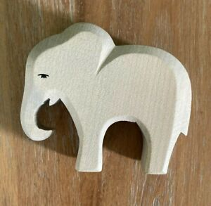 Ostheimer Wooden Elephant Handmade Toy Made in Germany