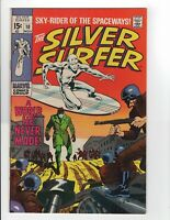 Silver Surfer #10 First appearance of Yarro Gort