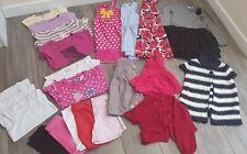 GIRLS CLOTHES BUNDLE Age 4-5 -Mix brands- NEXT, DKNY, M&S etc -21 Items - Lovely