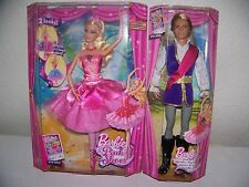 BARBIE IN THE PINK SHOES BALLERINA KRISTYN FARADAY & PRINCE SIEGFRIED NEW