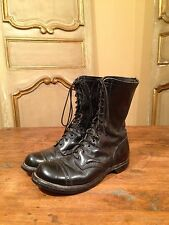 1964 Vietnam Military Army Johnny Depp Boots Mens 7.5