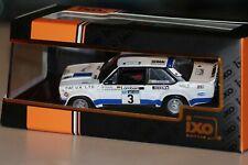 Fiat 131 Abarth  RAC Rally Rohrl 1979 ixo 1/43