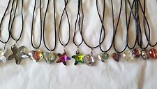 Joblot of 50 pcs Mixed designs Glass Crystal Pendants wholesale lot 2