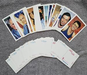 COMPLETE SET Ron Lewis Center Court Art Cards (52 + PD1) (#3447/10000)