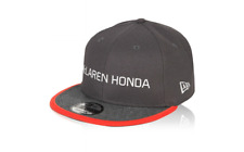 Genuine McLaren Honda Official 2017 Team Cap - New Era 9FIFTYb - Adults Size SM