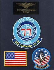 Charlotte Charlie Blackwood Top Gewehr Film Maskottchen Marine Geschwader Kostüm