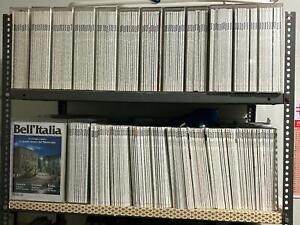 """Collezione completa riviste """"Bell'Italia"""" ( 1986 - 2020 )"""