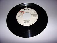 Ray Anthony: The Sleepwalker / Chubasco (Mexican Storm Song) 45 / 1956 Promo EX