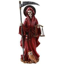 Santa Muerte Saint of Holy Death Standing Religious Statue 10 Inch