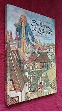 Vintage Hallmark Gulliver In Lilliput Pop Up Book