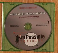 Micah Lancaster Finishing Solutions & Beyond Dvd Basketball Training Retail $30