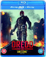 Dredd Blu-Ray (2013) Lena Headey, Travis (DIR) cert 18 ***NEW*** Amazing Value