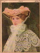 1908 Jugend June 6 German Art Nouveau -  Armbrust, Stern, Wilke, Hellwag, Genin