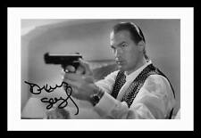 STEVEN SEAGAL AUTOGRAPHED SIGNED & FRAMED PP POSTER PHOTO