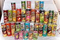 Pringles Flavored Potato Chips Pick One Many Flavors FREE WORLDWIDE SHIPPING